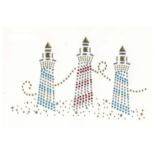 S1222 - THREE LIGHTHOUSES